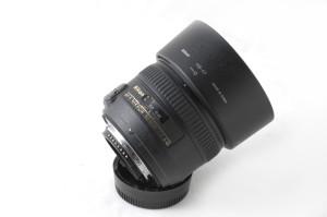 50mm F.1,4 G Nikon AF-S con SCATOLA
