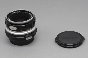 50mm F.2 Nikkor-H serie F Godronato