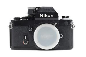 Nikon F2A nera Photomic DP-11