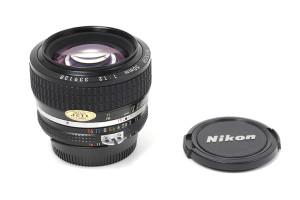 50mm F.1,2 Nikon AIS
