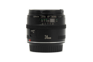 (Italiano) 24mm F.2,8 Canon EOS