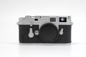 (Italiano) Leica M3 cromata