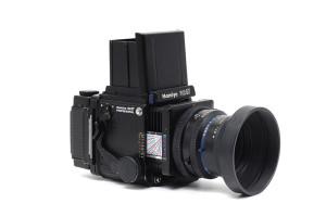 Mamiya RZ67 Professional con 110mm F.2,8 W Back/120 e Winder