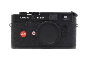 Leica M4-P nera