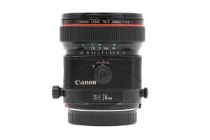 (Italiano) 24mm F.3,5 L Canon EOS TS-E