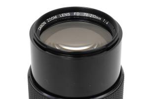70-210mm F.4 Canon FD (Manual Focus)