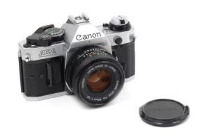 Canon AE-1 Program con 50/1,8