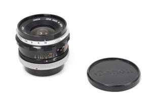 28mm F.2,8 Canon FL (Manual Focus)