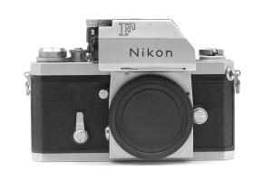 Nikon F Photomic T cromata del 1967