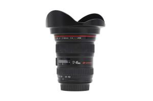 17-40mm F.4 Canon EOS L USM Ultrasonic con Scatola
