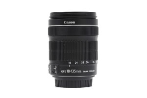 18-135mm F.3,5-5,6 Canon EOS EF-S IS STM