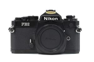 Nikon FE2 Nera/Black
