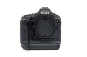 Canon EOS-1 Dx scatti fatti 25.000