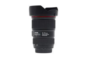16-35mm F.4 Canon EOS L IS con scatola