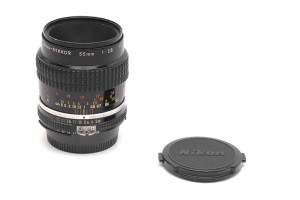55mm F.2,8 Micro-Nikkor AIS