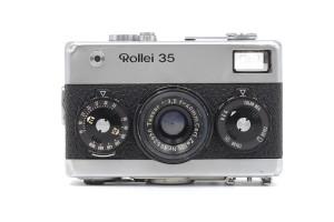 Rollei 35 cromata Tessar 40/3,5 Made in GERMANY