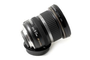10-22mm F.3,5-4,5 Canon EOS USM Ultrasonic
