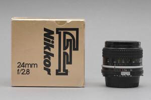 24mm F.2,8 Nikon AI