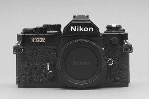 Nikon FM2 New Black/Nera