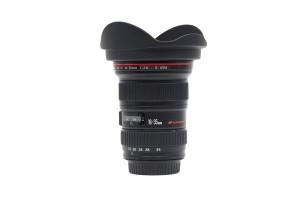 16-35mm F.2,8 Canon EOS L II USM Ultrasonic con SCATOLA