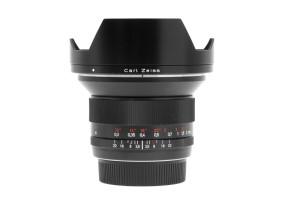 18mm F.3,5 Distagon T* ZE per Canon EOS con Scatola