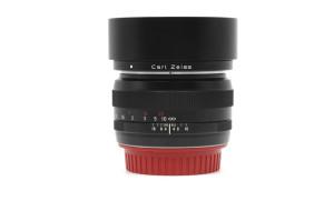 (Italiano) 50mm F.1,4 Planar Zeiss ZE per Canon EOS con Scatola