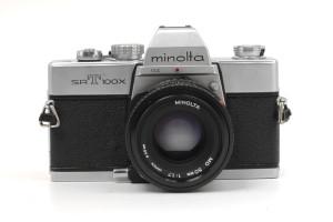 (Italiano) Minolta SRT 100x con 50/1,7