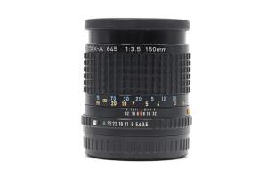 150mm F.3,5 Pentax-A 645 smc