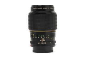100mm F.4 Canon FD  ( Manual Focus)