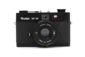 "(Italiano) Rollei XF35 ""rangefinder camera"""