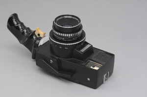 Linhof 220 (6×7) Technikar 95mm F.3,5 (Utilizza rulli 120 e 220)