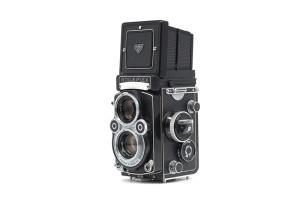 Rolleiflex 3,5F Planar  (modello K4F 1960/1965)