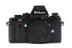 Nikon F3HP High-Eyepoint