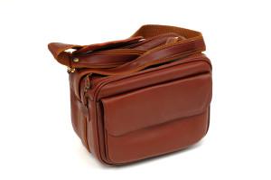 (Italiano) Contax G borsa in pelle marrone 24×14 h17