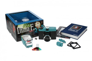 (Italiano) Diana F+  Lomography