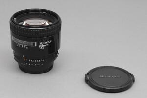 85mm F.1,8 Nikon AF (Made in Japan)