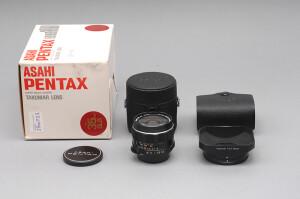 28mm F.3,5 Pentax Super-Takumar-Coated M42
