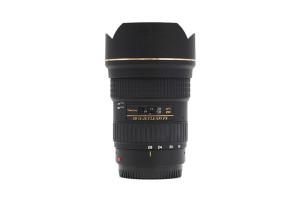 (Italiano) 16-28mm F.2,8 Tokina AT-X Pro SD (IF) FX Aspherical per Canon EOS