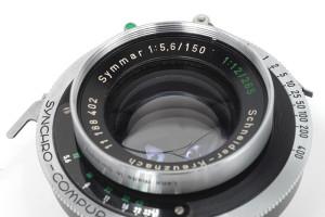 150mm F.5,6 (1:12/265) Schneider Symmar