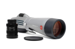 Leica Televid 77 con Oculare-Zoom B 20×60
