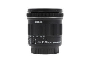 10-18mm F.4,5-5,6 Canon EOS IS STM