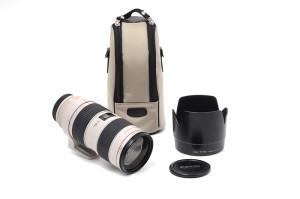 70-200mm F.2,8 Canon EOS L IS I USM Ultrasonic