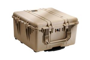 Pelican 1640 Transport Case with Foam Desert