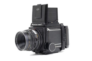 Mamiya RB67 Professional Kit con 140mm Macro