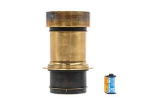 482mm F.6 Dallmeyer 5.D. Patent  London 1880