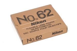 Nikon Flexible Lens Pouch N.62