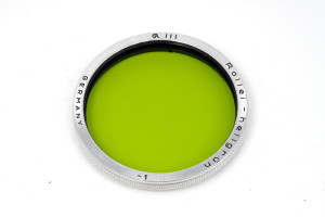 Rollei Filter Giallo/Verde III (-1)