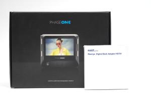 Phase One P30 Medium Format Digital Back for Mamiya RZ67/RZ67 II