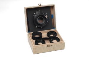 250mm F.5,8 Rodenstock Imagon con SCATOLA (Portrait Lens)