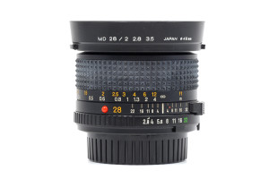 28mm F.2,8 Minolta MD (Manual Focus)